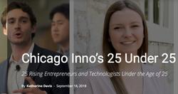 4 of Chicago's 25 Under 25