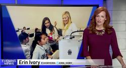 WGN9 Chicago: MakerGirl Video