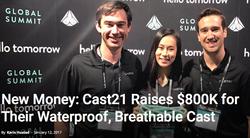 Cast21 Raises $800K