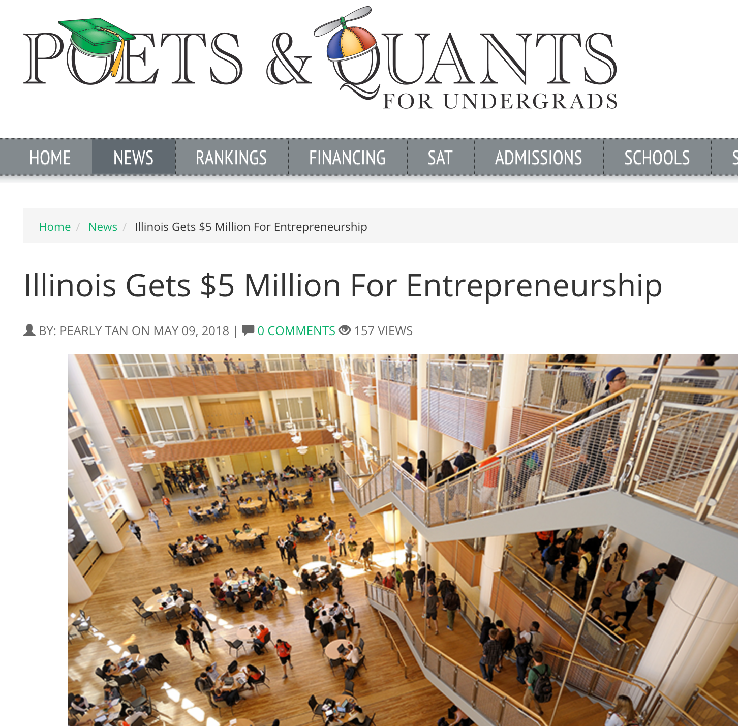 Illinois Gets $5 Million