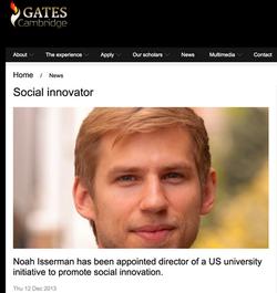 Social innovator