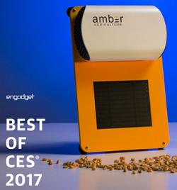 Best Startup Award: Amber Ag