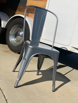 Industrial Chairs = $8
