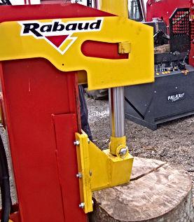Rabaud log splitters