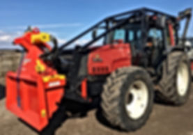Forestry conversions, tractor conversions