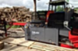 Palax, Palax KS45S, firewood processor, palax uk, chainsaw processor,