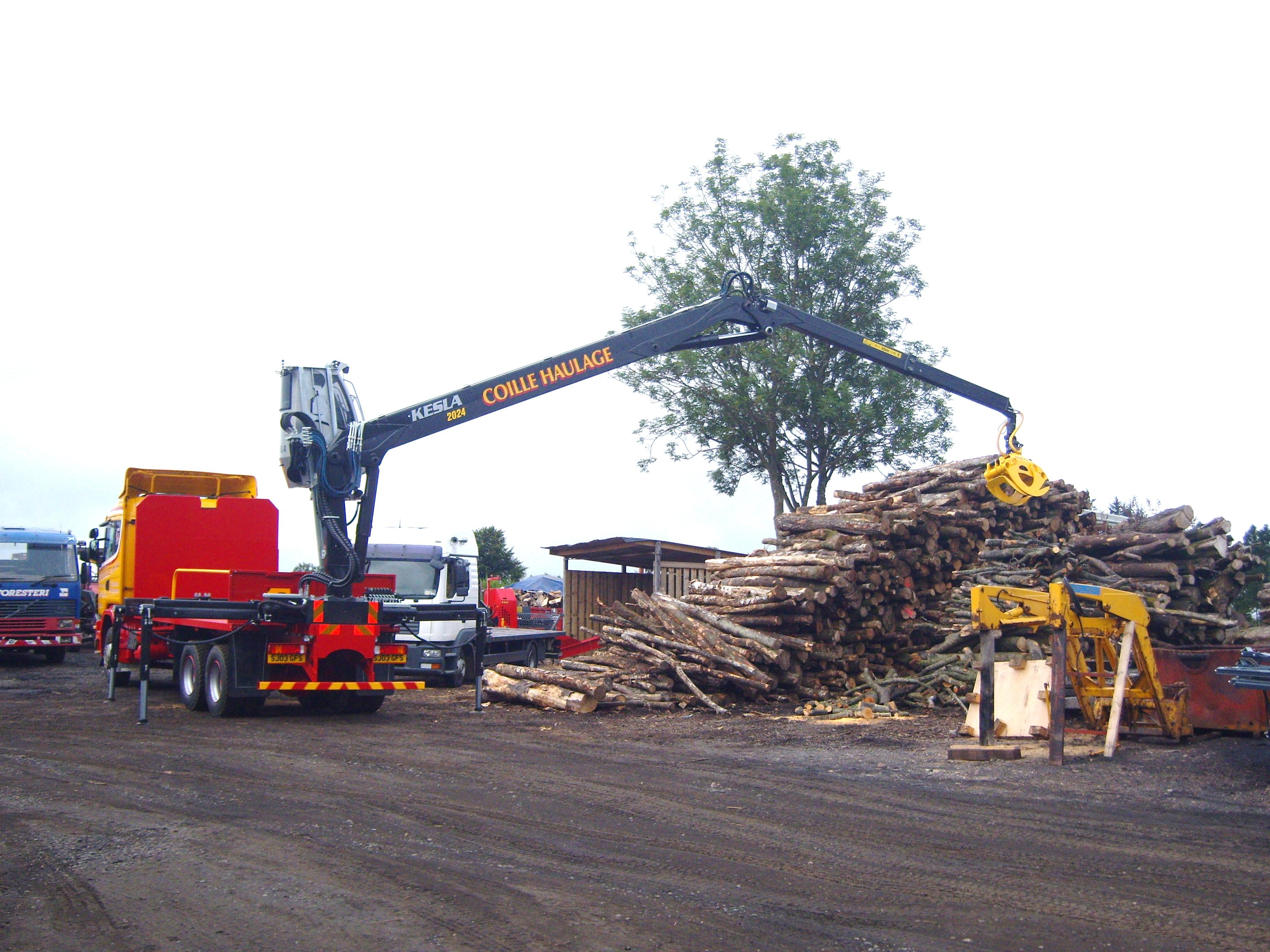 Kesla, Independent truck loader
