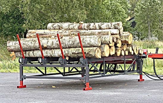 Palax Mega Log Deck