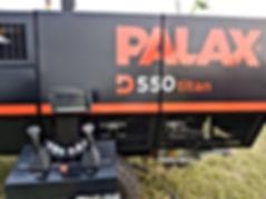 Palax D550 Titan