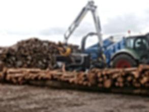 kesla, biomass chipper, kesla chipper, forestry tractor