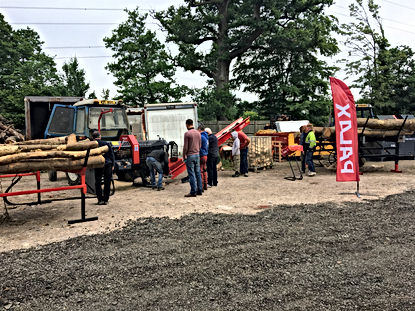 Caledonian Forestry Services open days