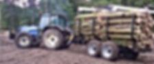 kesla,  kesla timber trailers, caledonian forestry, forestry loaders, forestry trailer, tractor trailer, kesla loader, kesla trailer