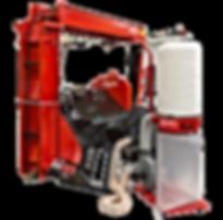 Palax Sawdust Aspirator
