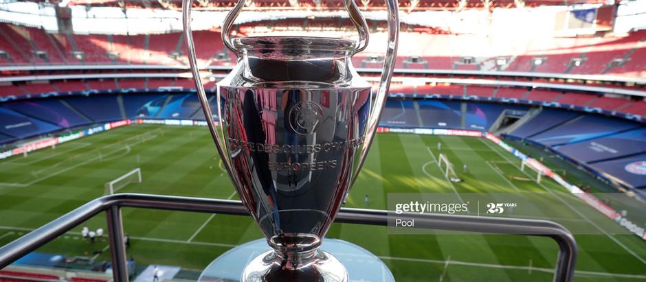 Champions League GW 2- Wednesday