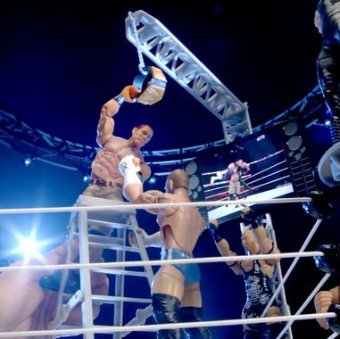 WWE | Super Strikers