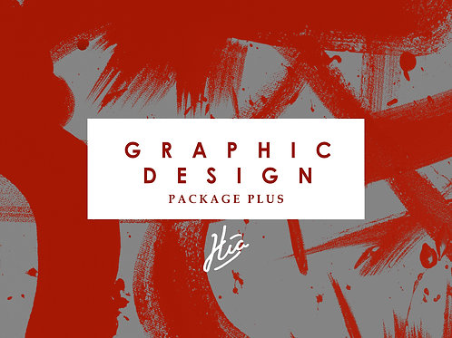 GRAPHIC DESIGN PACKAGE PLUS