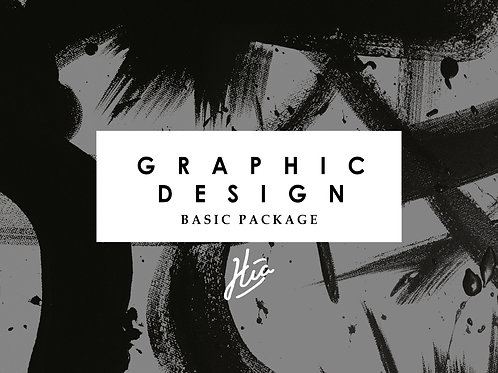 BASIC GRAPHIC DESIGN PACKAGE