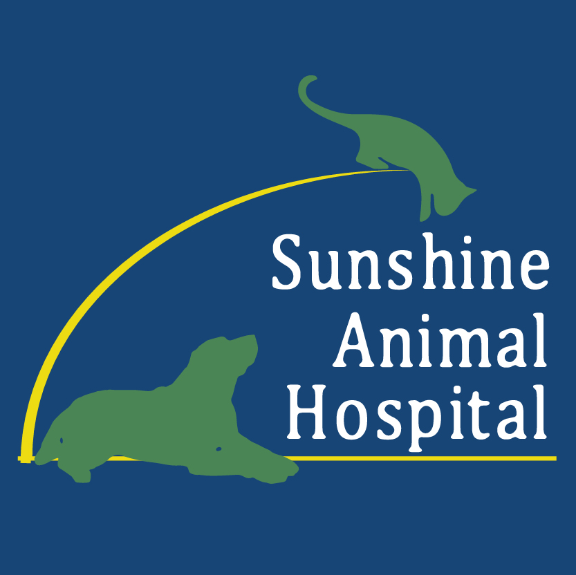 Sunshine Vet logo.portrait orientation