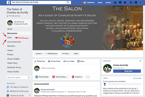 The Salon | 1-Year Guest Access