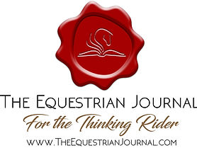 Equestrian Journal Logo.for the thinking
