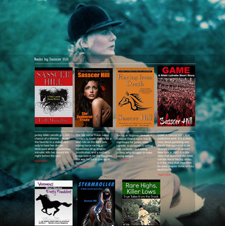 Sasscer Hill Author Website
