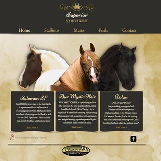 SuperiorSporthorse.com