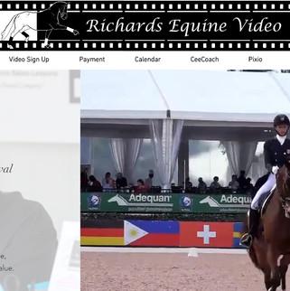 Richard's Equine Video