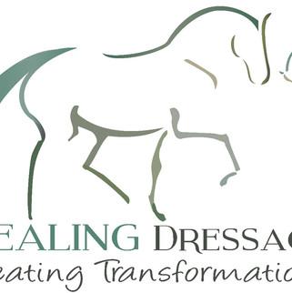 Healing Dressage Logo