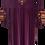 Thumbnail: Aysh Pleated Maxi Dress