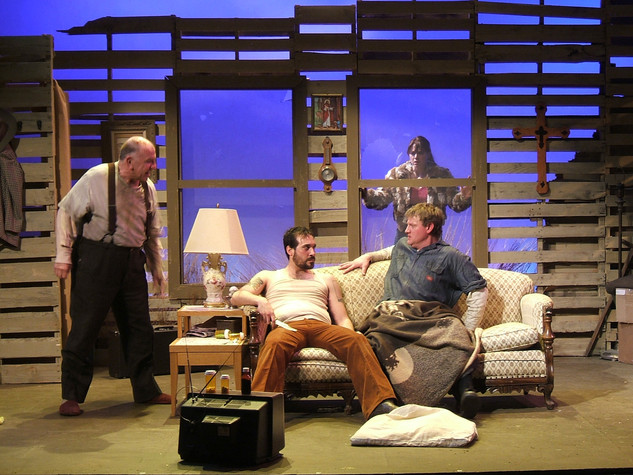 """Buried Child"" by Sam Shepard (2013)"