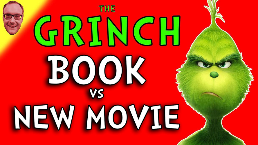 Kyle Marshall's Book vs. Movie