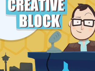 Creative Block Podcast