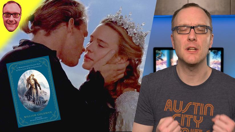 Kyle Marshall's Book vs. Movie