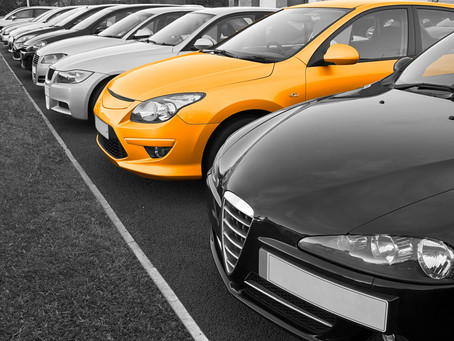 New Car Sales are Increasing
