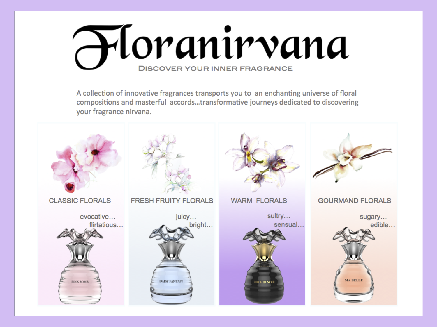 2017 Floranirvana Collection PNG