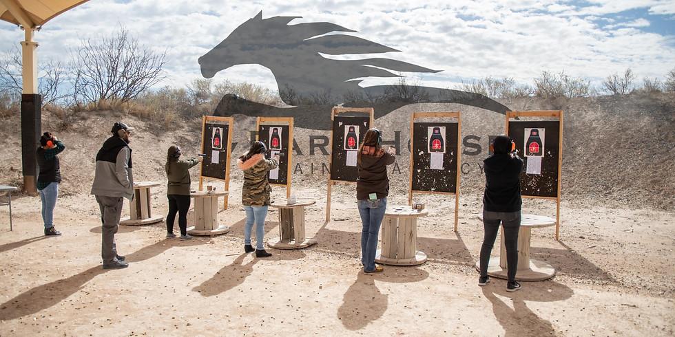 Educators beginner pistol course