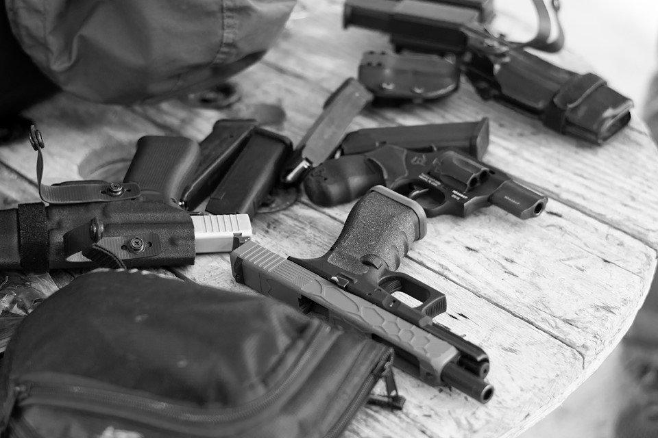 Private Beginner Pistol Course