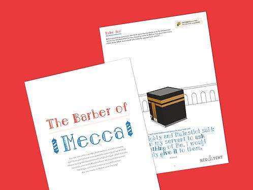 THE BARBER OF MECCA (DIGITAL DOWNLOAD)