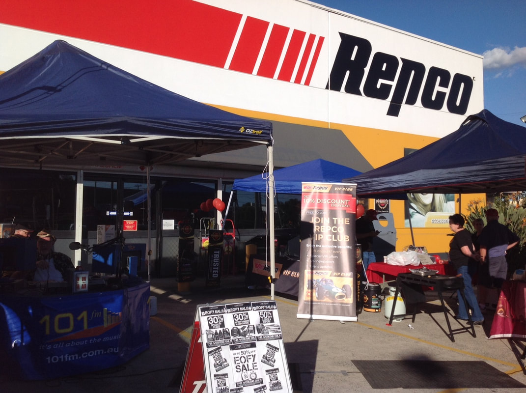 Repco Coopers Plains Outside Broadcast 2