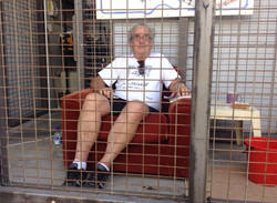 2014-10-11 Ted Thirkill in the jail