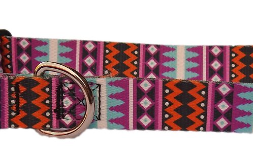 "Winter Pines 1"" Dog Collar"