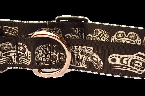 """Native Symbols 1"""" Dog Collar"""