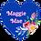 Thumbnail: Flowers Pet Tag