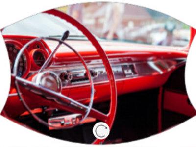 Classic Car Mask