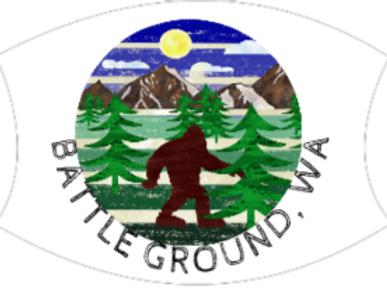 Battle Ground Mask