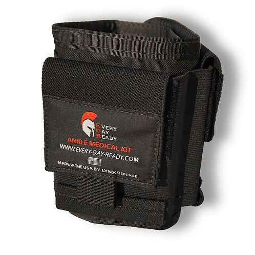 Every Day Ready Ankle Trauma Kit Holster