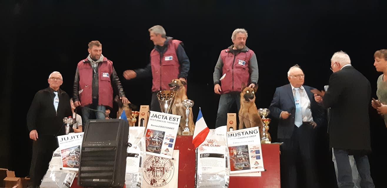 podium finale 2019