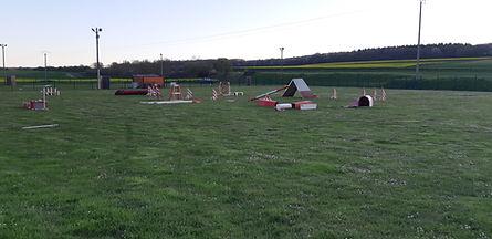Parc activités Clubmeddog