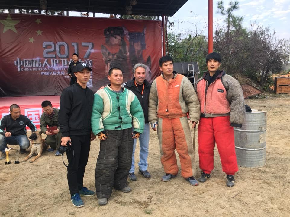 Séminaire Chine 11/2018