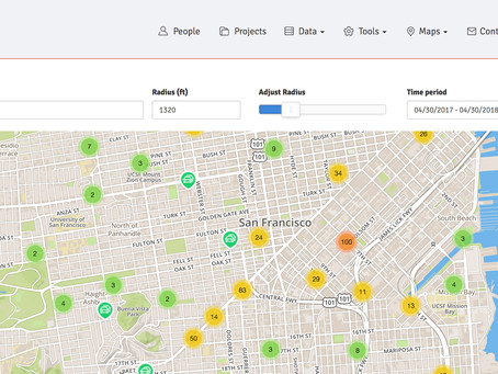 Data Mapping Tools for Brigades